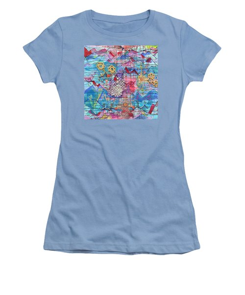 Density Of States Women's T-Shirt (Athletic Fit)