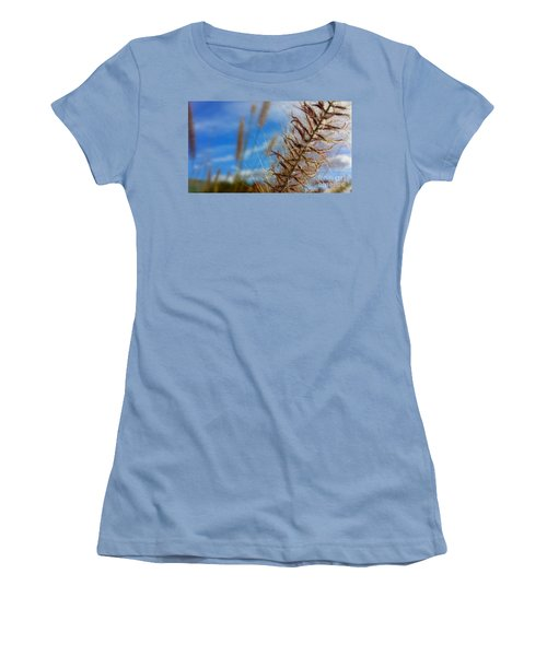 Desert Foliage Women's T-Shirt (Athletic Fit)