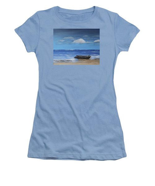 Driftwood Women's T-Shirt (Athletic Fit)