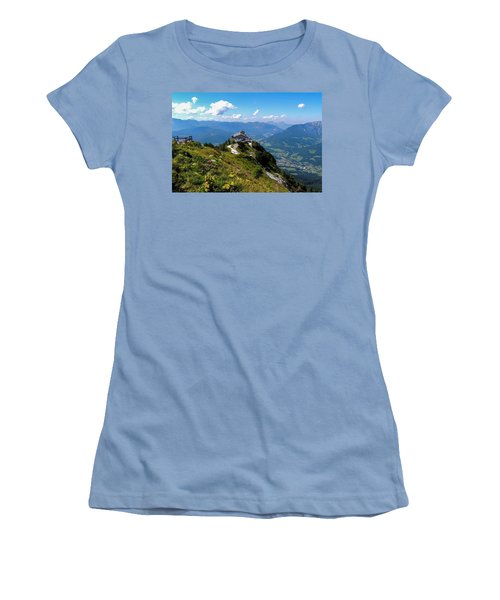 Eagle's Nest Women's T-Shirt (Athletic Fit)
