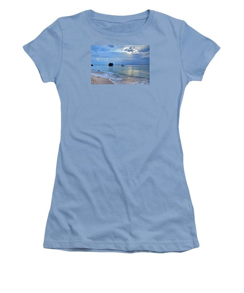 Early Morning Light Women's T-Shirt (Athletic Fit)