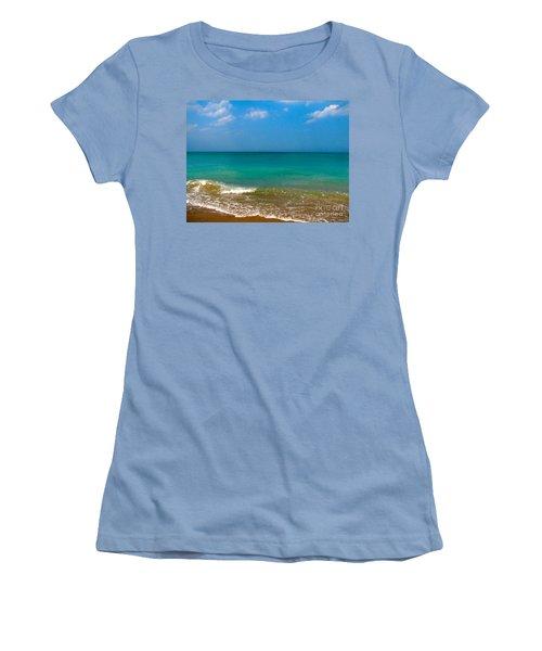 Eastern Shore 2 Women's T-Shirt (Junior Cut) by Anita Lewis