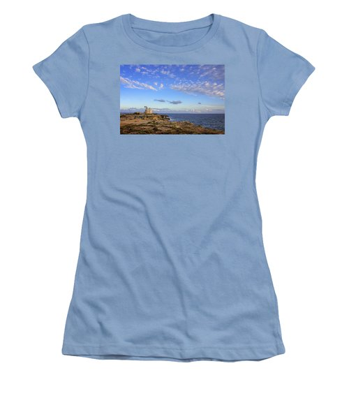 Favignana - Lighthouse Women's T-Shirt (Athletic Fit)
