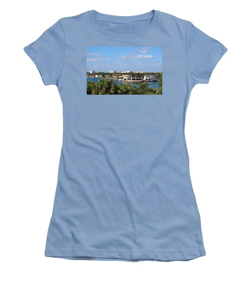 Florida Vacation Women's T-Shirt (Athletic Fit)