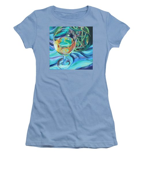 Fluidity Women's T-Shirt (Athletic Fit)
