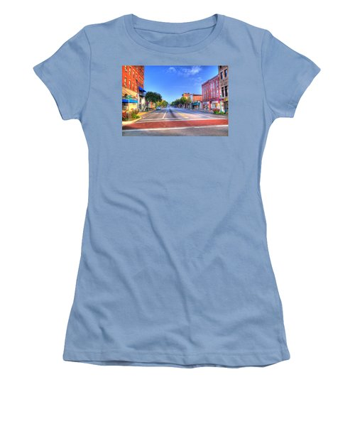 Front Street Marietta Women's T-Shirt (Athletic Fit)