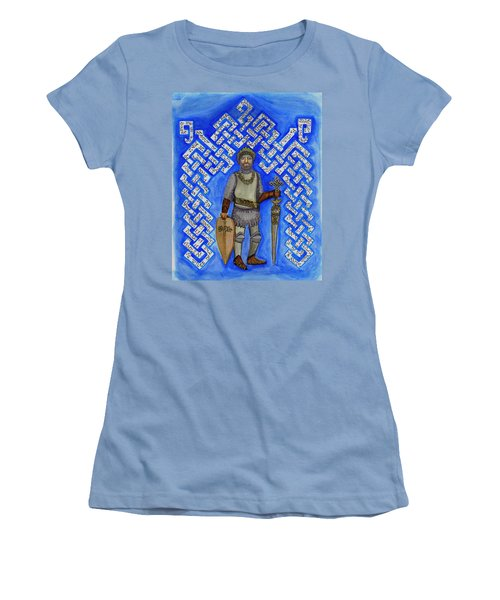 Full Armor Of Yhwh Man Women's T-Shirt (Athletic Fit)