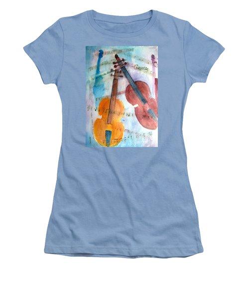 Gavotte Women's T-Shirt (Athletic Fit)