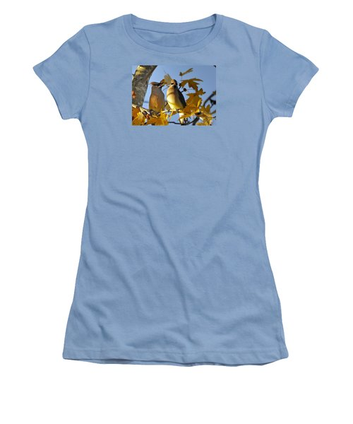 It Is Now Or Never Women's T-Shirt (Junior Cut) by Nava Thompson