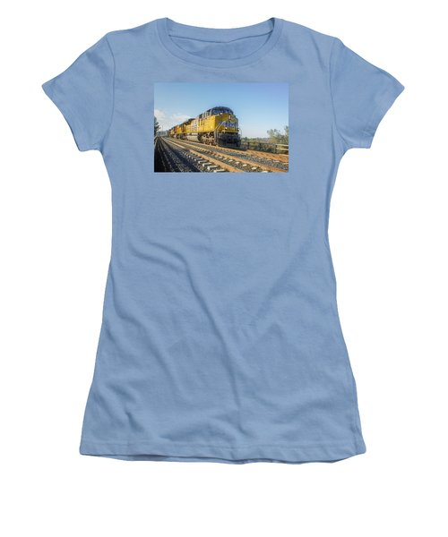 Hp 8717 Women's T-Shirt (Junior Cut) by Jim Thompson