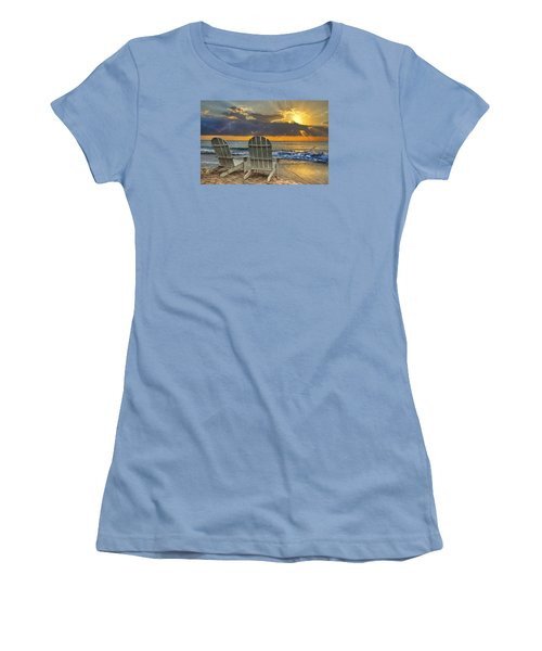 In The Spotlight Women's T-Shirt (Athletic Fit)