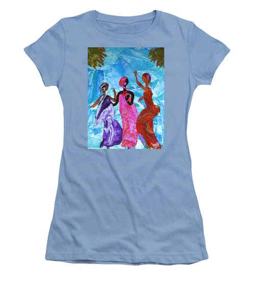 Joyful Celebration Women's T-Shirt (Athletic Fit)