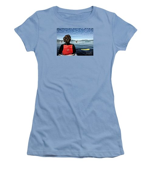 Ketchikan Women's T-Shirt (Athletic Fit)