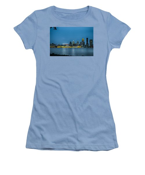 Louisville Ky 2012 Women's T-Shirt (Athletic Fit)