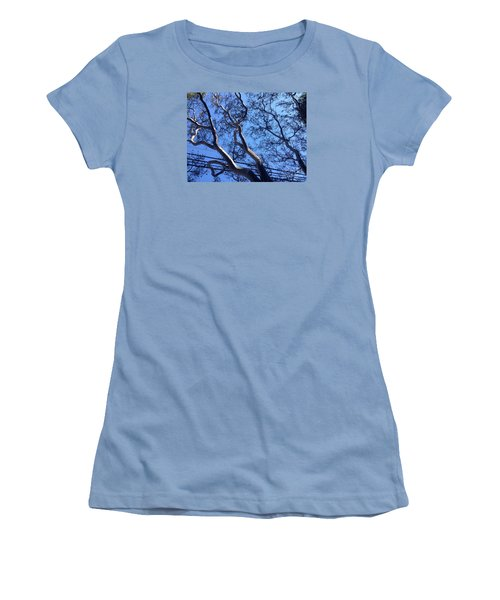 Magnificence Women's T-Shirt (Junior Cut) by Nora Boghossian