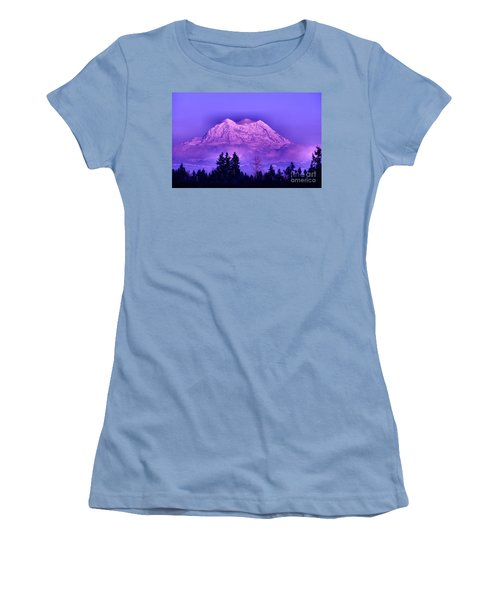 Majestic Women's T-Shirt (Junior Cut) by Rory Sagner