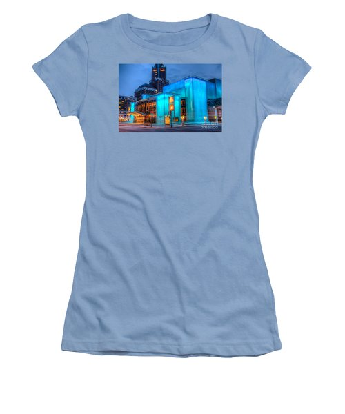 Milwaukee Pac Evening Glow Women's T-Shirt (Athletic Fit)