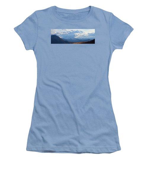 Mt. Denali Women's T-Shirt (Athletic Fit)