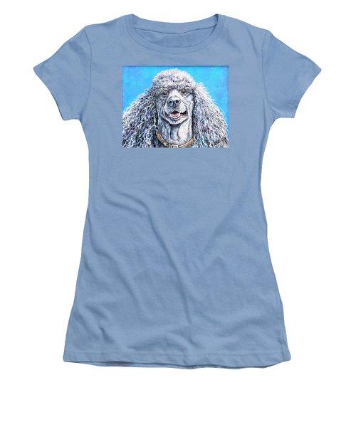 My Standard Of Excellence Women's T-Shirt (Junior Cut) by Gail Butler