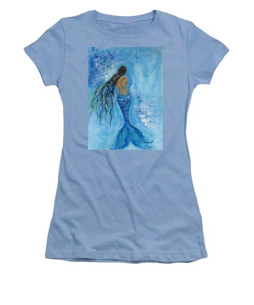Peace Beneath Women's T-Shirt (Athletic Fit)