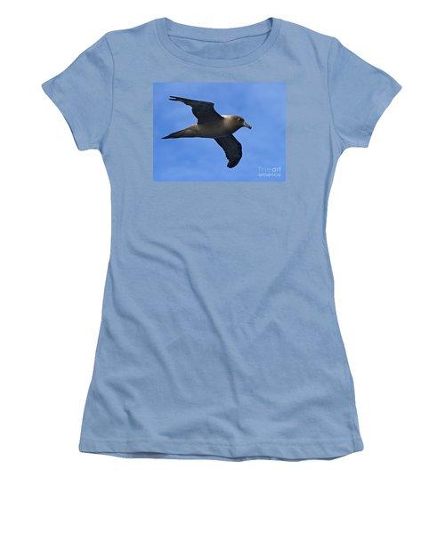Pelagic Seabird... Women's T-Shirt (Junior Cut) by Nina Stavlund