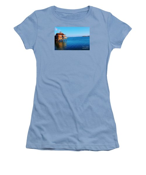 Women's T-Shirt (Junior Cut) featuring the photograph Perfect Day In San Diego by Jasna Gopic