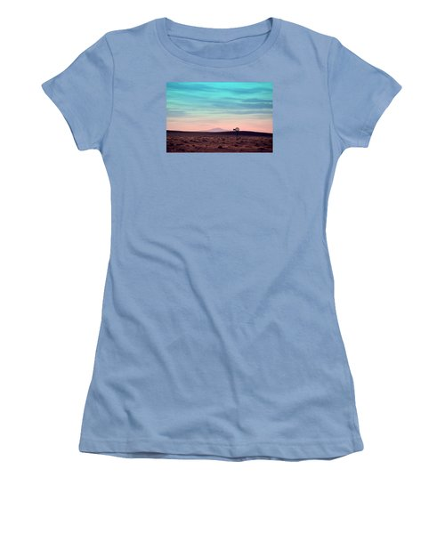 Pikes Peak To Prairie Women's T-Shirt (Athletic Fit)