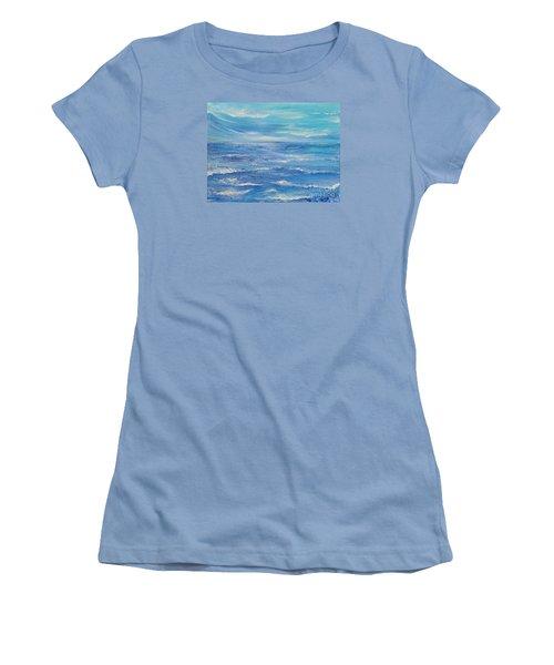 Pleasure 2 Women's T-Shirt (Junior Cut) by Teresa Wegrzyn