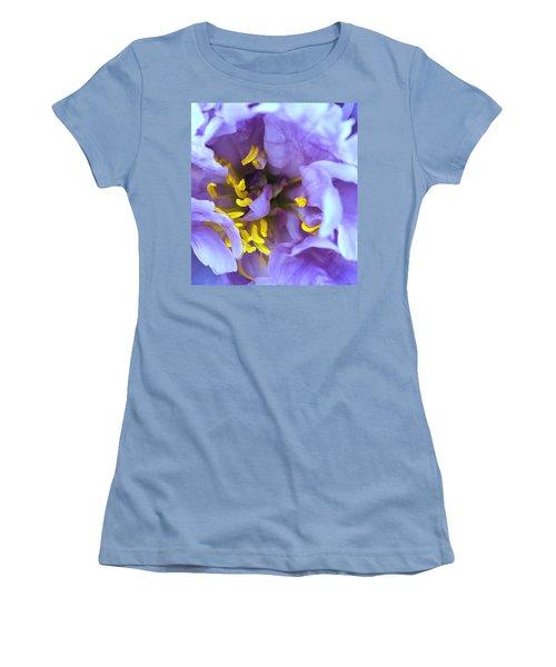 Purple Beauty Women's T-Shirt (Athletic Fit)