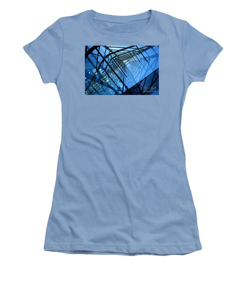 Quadrajunction Women's T-Shirt (Athletic Fit)