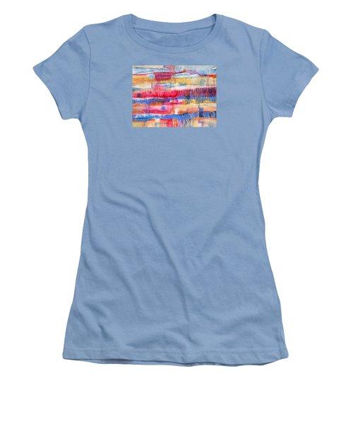 Road Trip Women's T-Shirt (Junior Cut) by Lynda Hoffman-Snodgrass