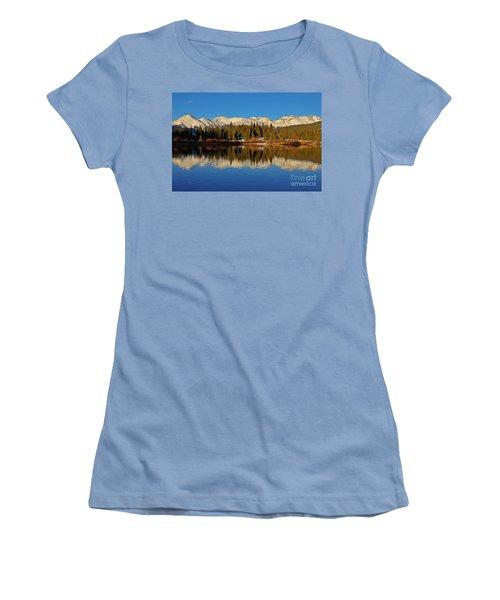 San Juan Reflections Women's T-Shirt (Athletic Fit)