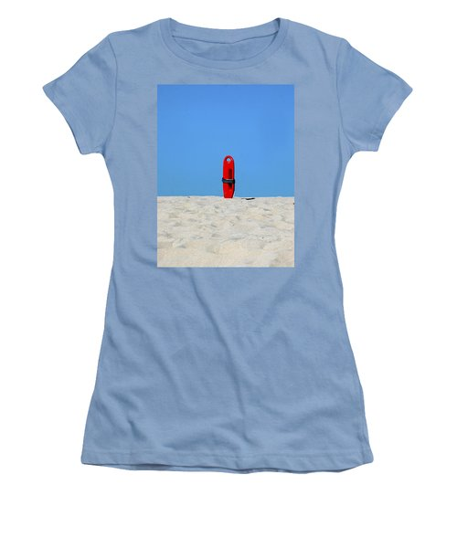 Save Me Women's T-Shirt (Athletic Fit)