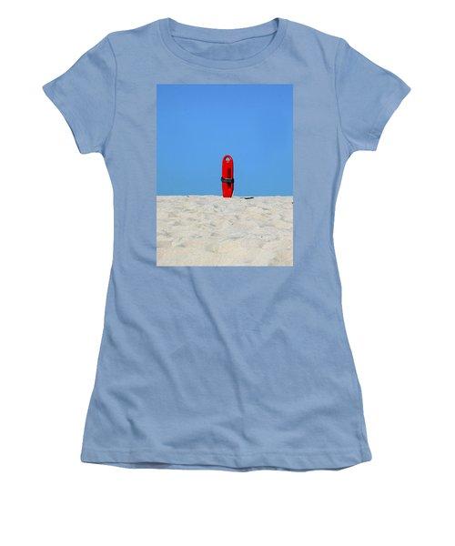 Save Me Women's T-Shirt (Junior Cut) by Joe Schofield