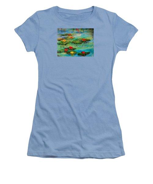Serene Women's T-Shirt (Junior Cut) by Teresa Wegrzyn