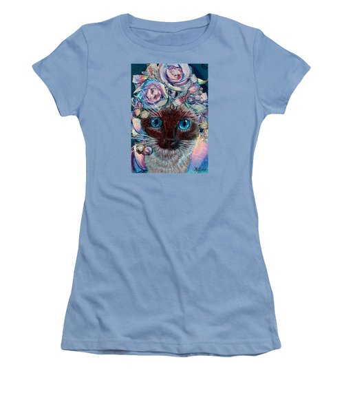 Siamese Bride Women's T-Shirt (Athletic Fit)