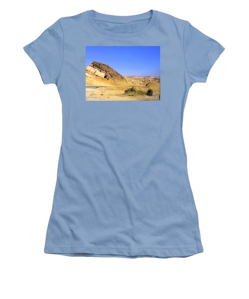 Sinai Desert  Women's T-Shirt (Athletic Fit)