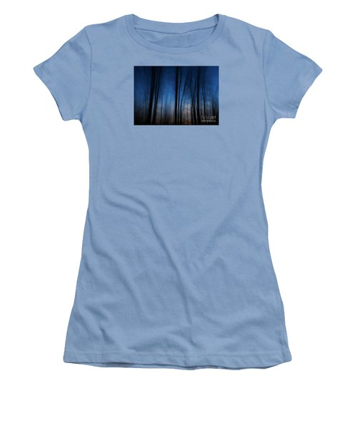 Sleepwalking... Women's T-Shirt (Athletic Fit)