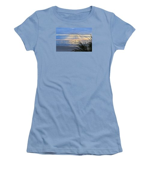 Light Of The Way Women's T-Shirt (Athletic Fit)