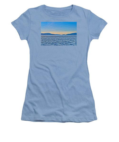 St. Lawrence Seaway Women's T-Shirt (Athletic Fit)