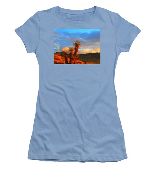 The Cerbat Foothills Women's T-Shirt (Athletic Fit)