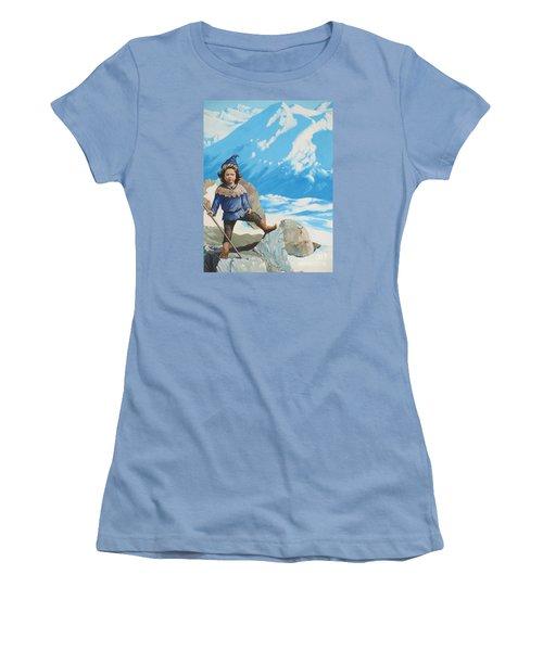 The Conquerer. Women's T-Shirt (Junior Cut) by Vivien Rhyan