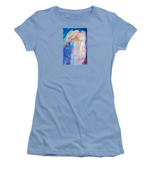 The Guardian Women's T-Shirt (Junior Cut) by Lynda Hoffman-Snodgrass