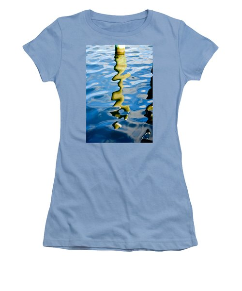 The Transformative Power Of Water Women's T-Shirt (Athletic Fit)