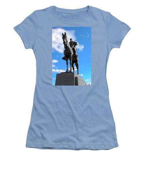 Thomas Jackson Women's T-Shirt (Athletic Fit)