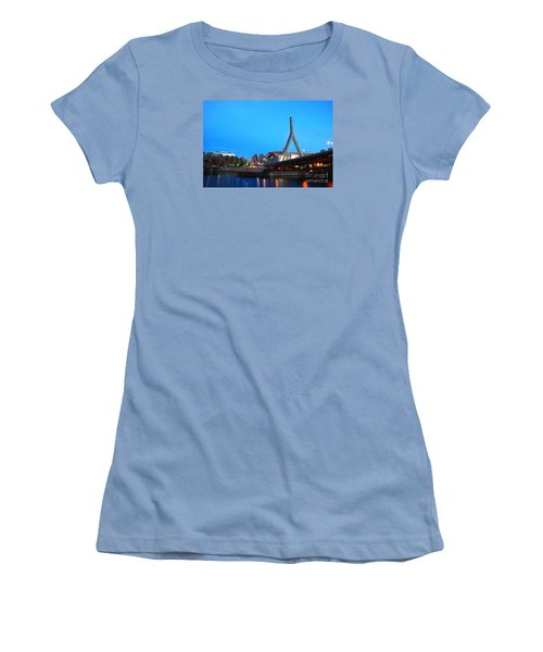 Tribute To Mr Zakim Women's T-Shirt (Athletic Fit)