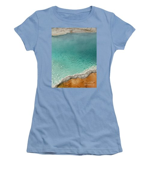 Turquoise Jewels Women's T-Shirt (Athletic Fit)