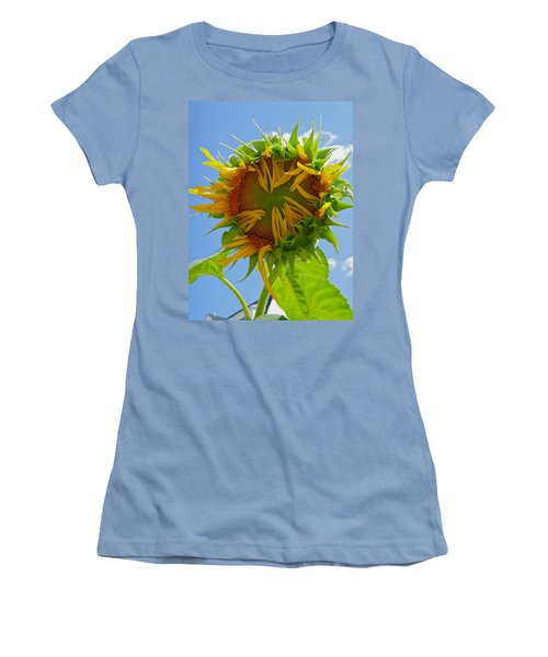 Unfolding Women's T-Shirt (Athletic Fit)