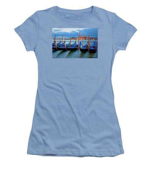 Venice View To San Giorgio Maggiore Women's T-Shirt (Athletic Fit)