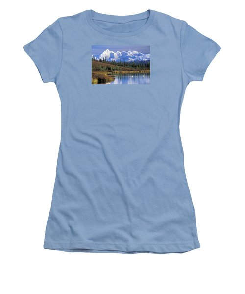 Wonder Lake 2 Women's T-Shirt (Athletic Fit)